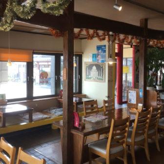 MINA 嘉穂店(桂川町/インド料理)